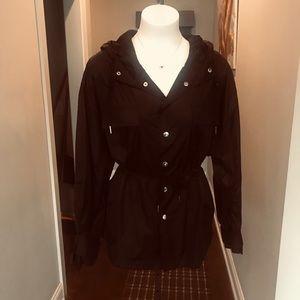 Rain jacket new with tags